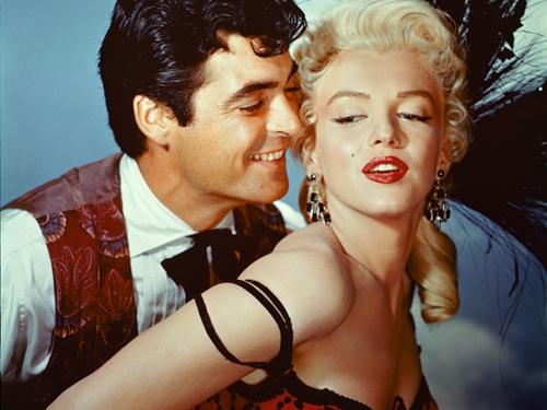 Marilyn Monroe Rory Calhoun