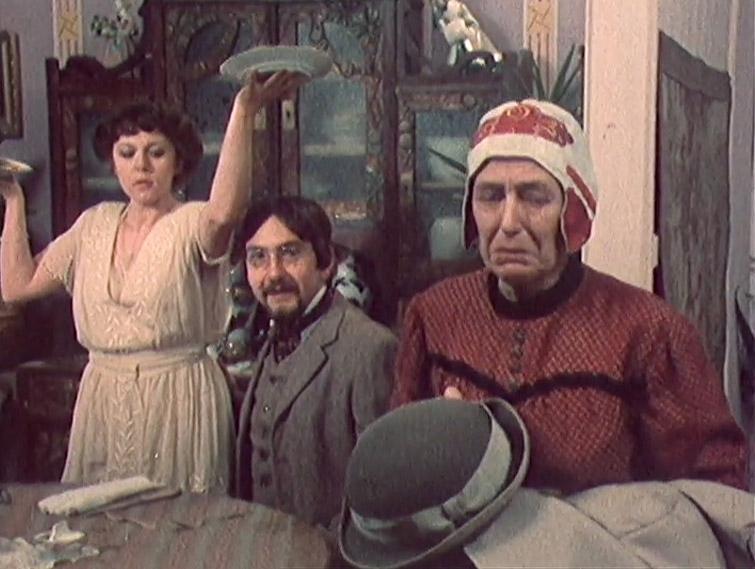 Šťastný domov (1983) [TV inscenace]