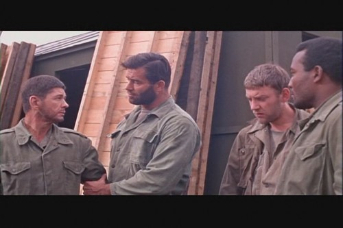Clint Walker Charles Bronson Donald Sutherland Jim Brown