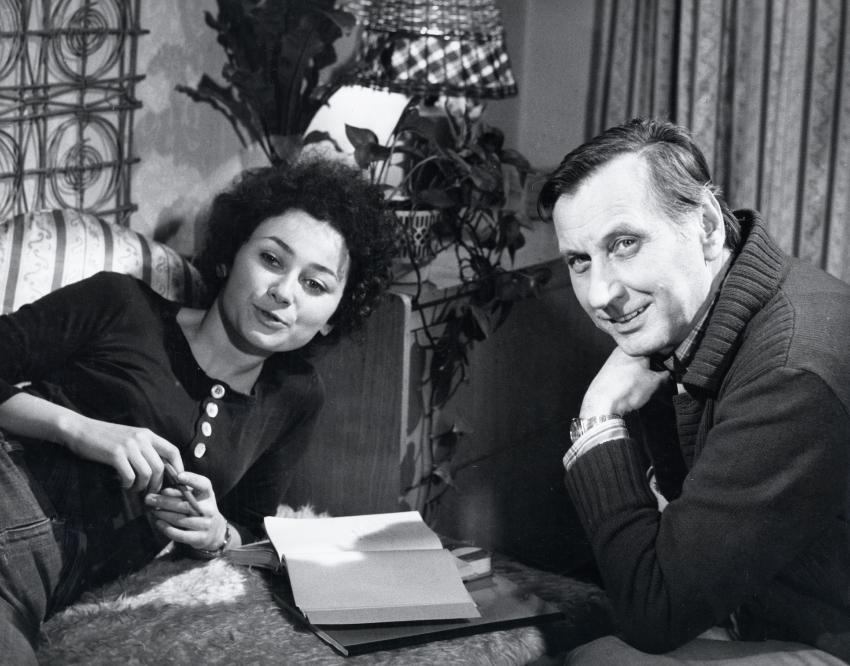 Jana Boušková a Josef Langmiler