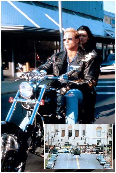 Studený jak kámen (1991)