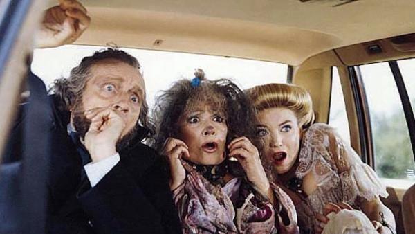 Kačenka a zase ta strašidla (1992)