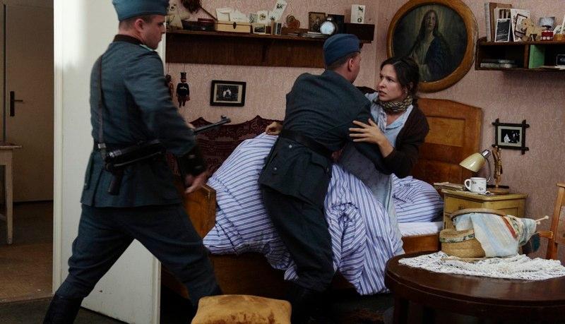 Veronika Kubařová - Anička je odvlečena k výslechu