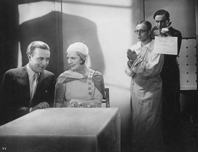 Heinz Rühmann, Willy Fritsch, Oskar Karlweis, Olga Tschechowa