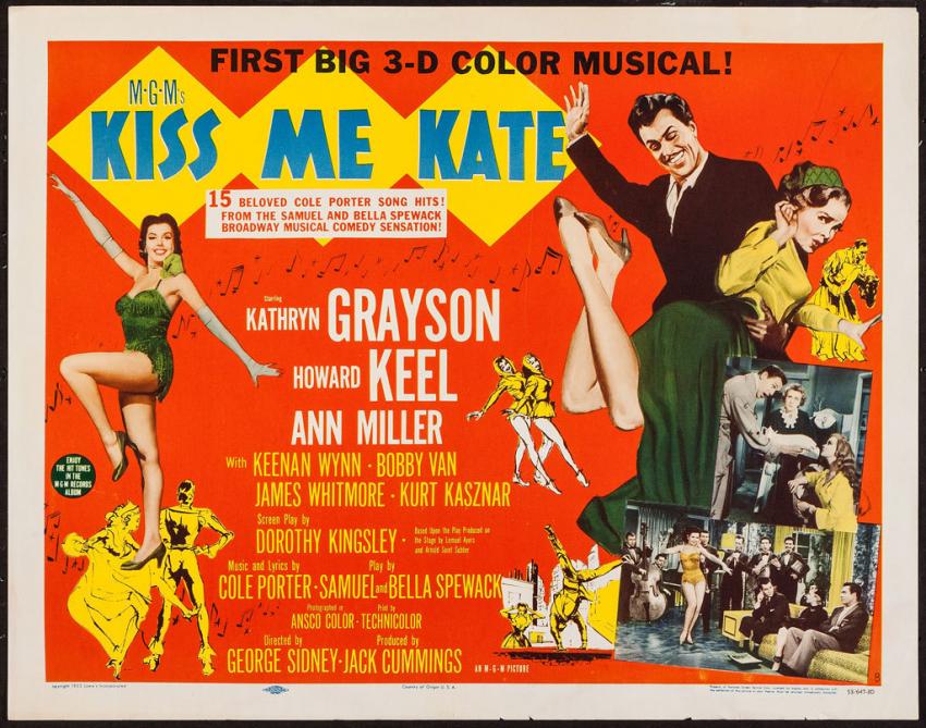 Kiss Me Kate (1953)