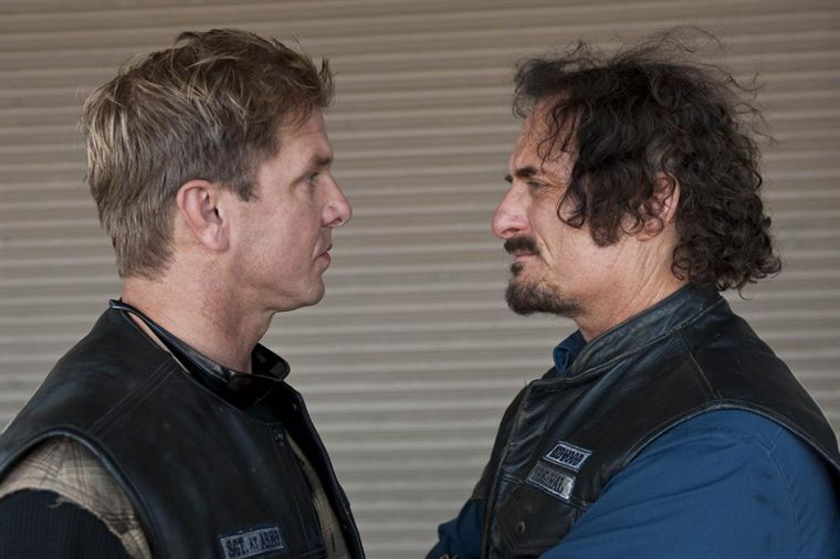 Kenny Johnson, Kim Coates