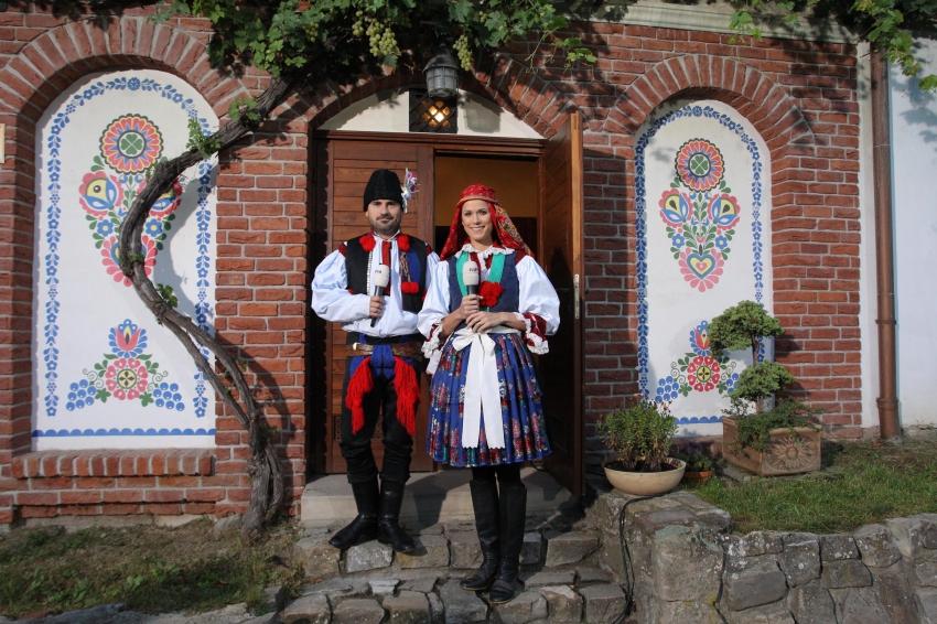 Snídaně s Novou na cestách z královského města Uherské Hradiště - 9.9.2011