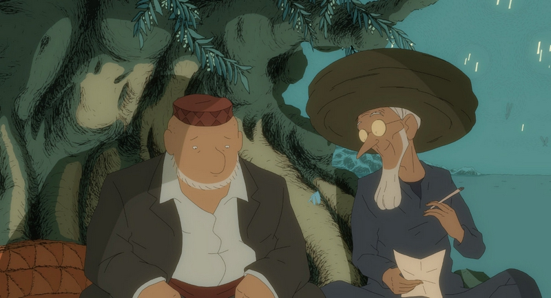 Rabínův kocour (2011)