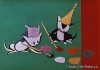 Malování pro kočku (1960)