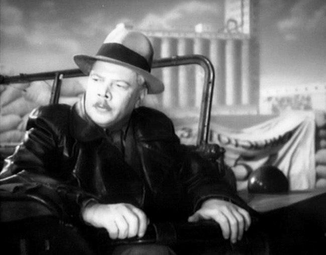 Černé na bílém (1948)