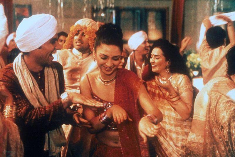Bouřlivá svatba (2001)