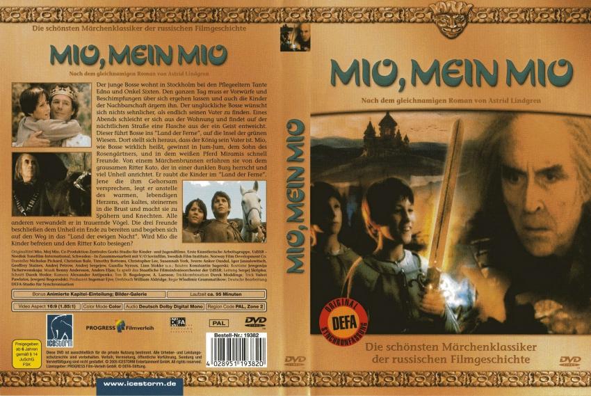 Mio, můj Mio! (1987)