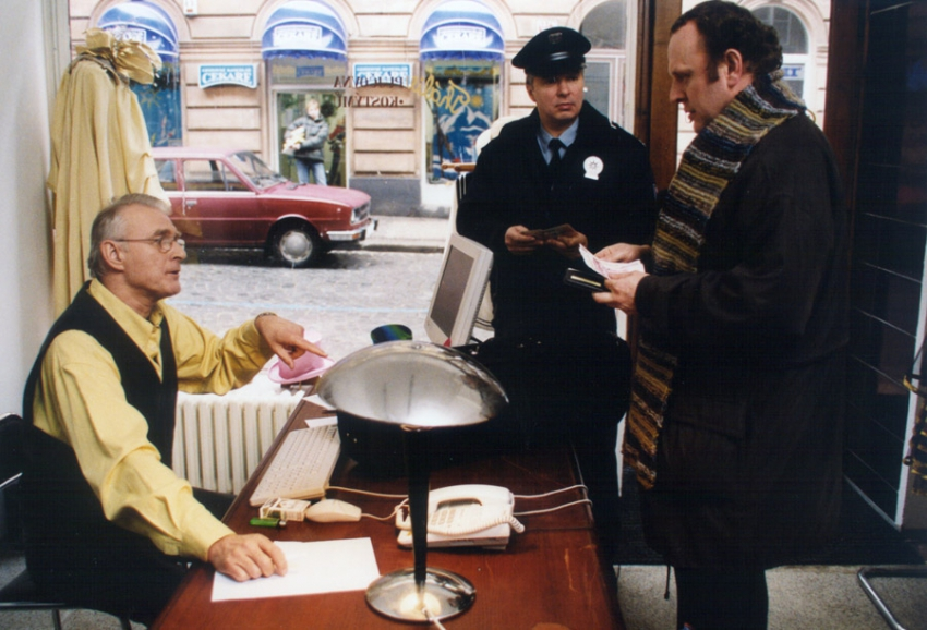 Společník (2003) [TV film]
