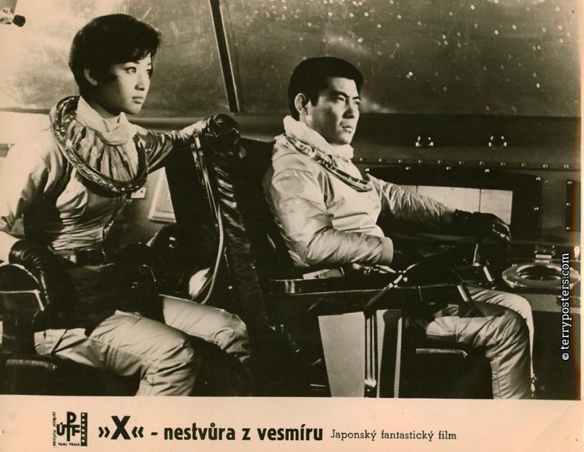 """""""X"""" - Nestvůra z vesmíru (1967)"""