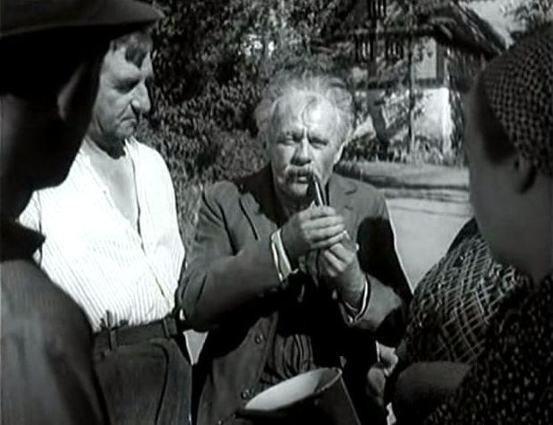 Ves v pohraničí (1948)