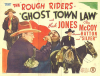 Ghost Town Law (1942)