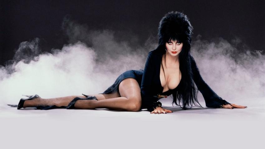 Vládkyně temnot / Elvíra-vládkyně noci (1988)