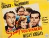 Sing You Sinners (1938)
