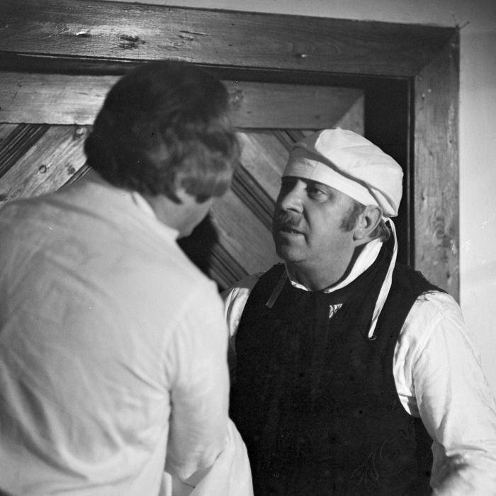 Jiří Sovák a Miroslav Horníček
