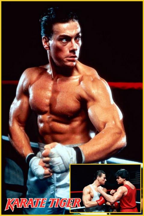 Karate tiger 1: Neustupuj, nevzdávej se (1986)