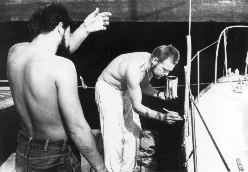 Stroskotáme zajtra (1968)