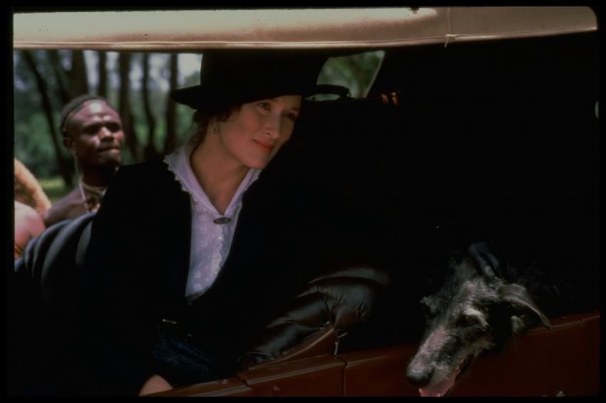 Vzpomínky na Afriku (1985)