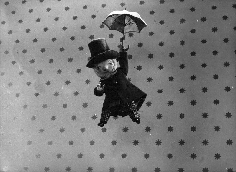 Paraplíčko (1957)