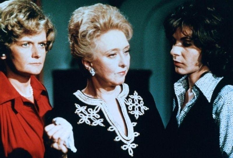 Staromódní vražda (1976) [TV film]