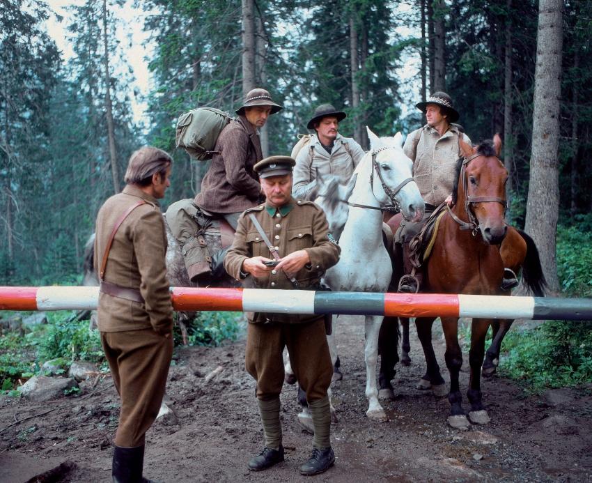 Noční jezdci (1981)