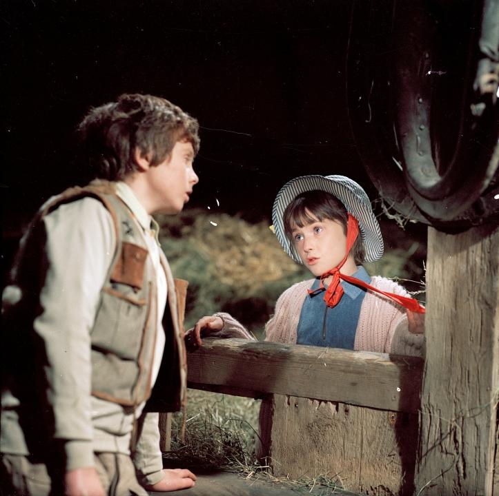 Tajemství proutěného košíku (1977) [TV seriál]