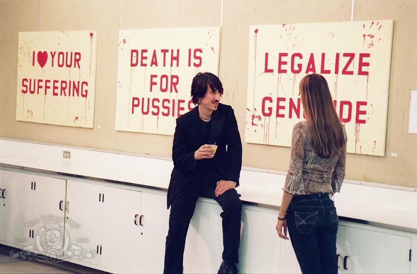 Umění musí bolet (2006)