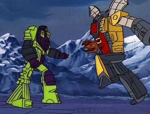 Transformers G1 (1984) [TV seriál]