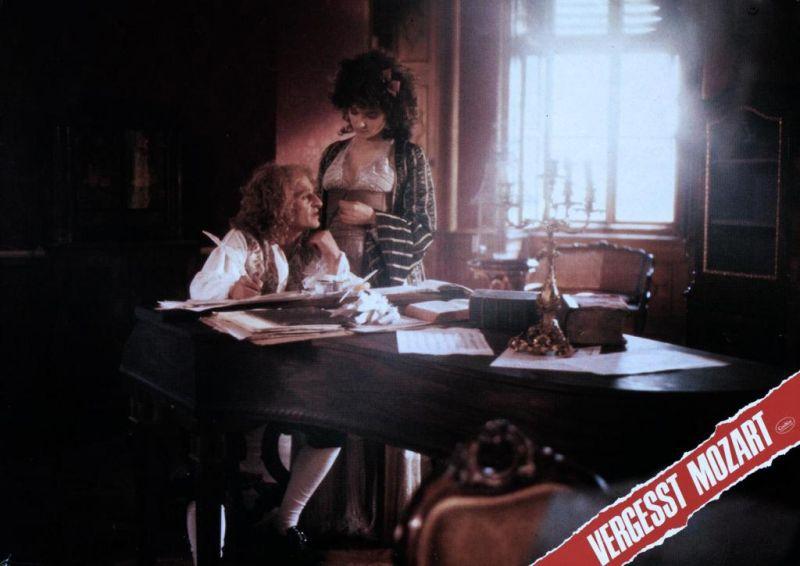Zapomeňte na Mozarta (1985)