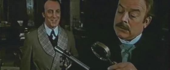 Pes baskervillský (1983) [TV film]