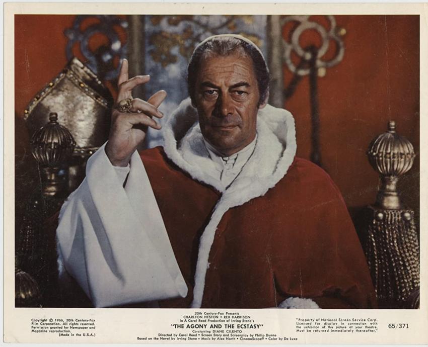 Ve službách papeže (1964)