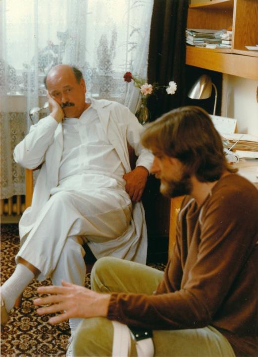 František Řehák a Vladimír Kratina