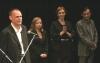 Vinko Brešan, Sandra Botiča Brešan, Nada Šargin a Predrag Vušovic uvádějí film Bez konce (Chorvatsko, Srbsko)