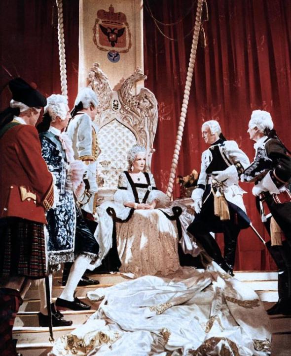 Münchhausen (Dobrodružství barona Prášila) (1943)