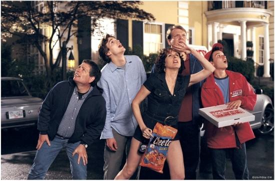 Šílený rande (2003)