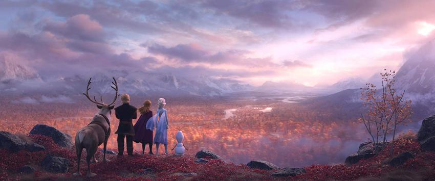 Ledové království 2 (2019)