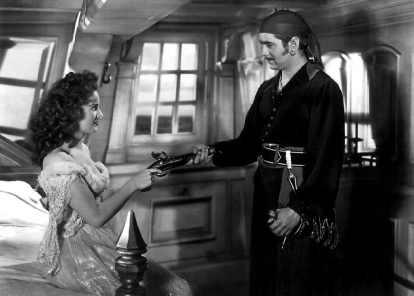 Černá labuť (1942)
