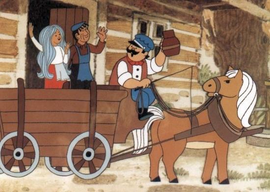 Cesty formana Šejtročka (1989) [TV seriál]