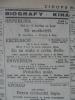 zdroj: Ústav filmu a audiovizuální kultury na Filozofické fakultě, Masarykova Univerzita, denní tisk z 06.05.1927