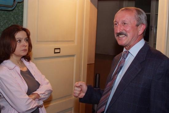 Libuše Šafránková a Oldřich Navrátil