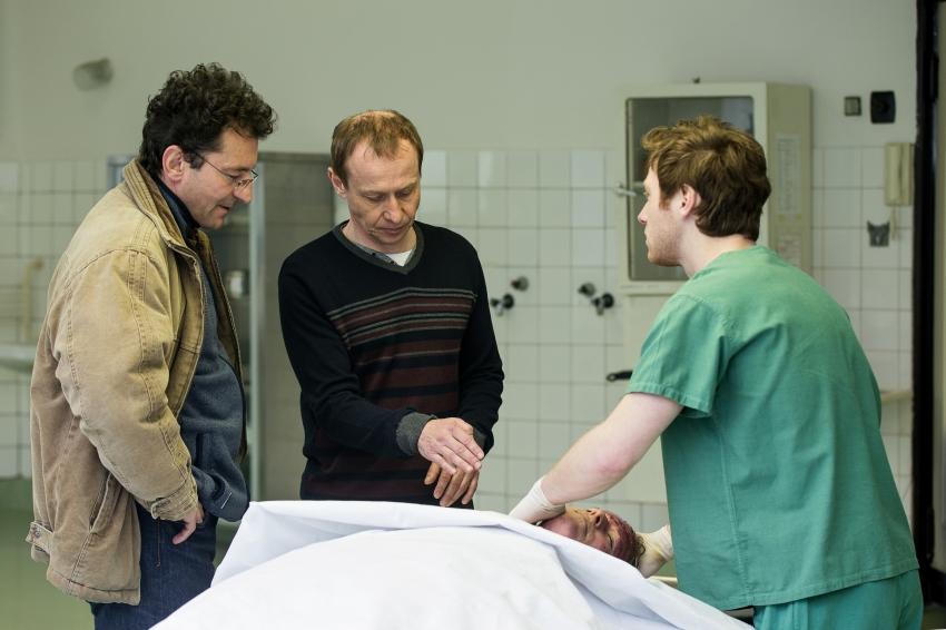 Případy 1. oddělení (2014) [TV seriál]
