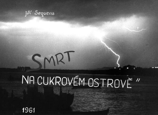 Darováno režisérem Jiřím Sequensem