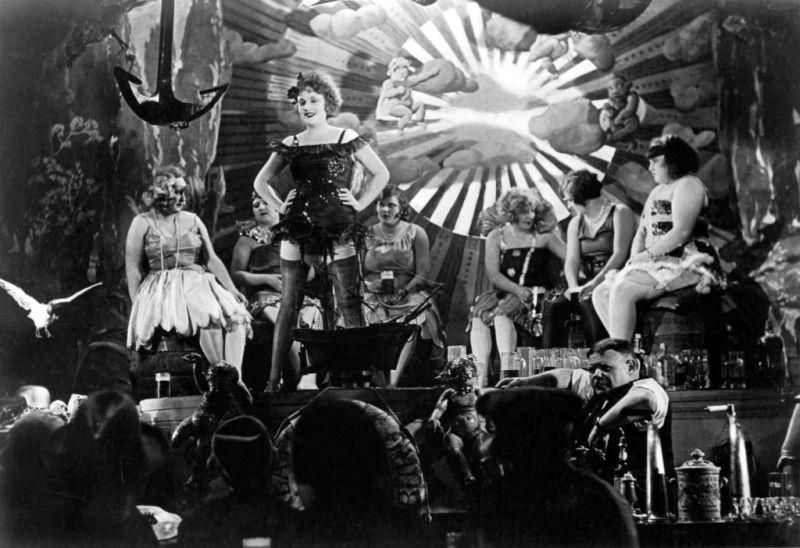 Modrý anděl (1930)