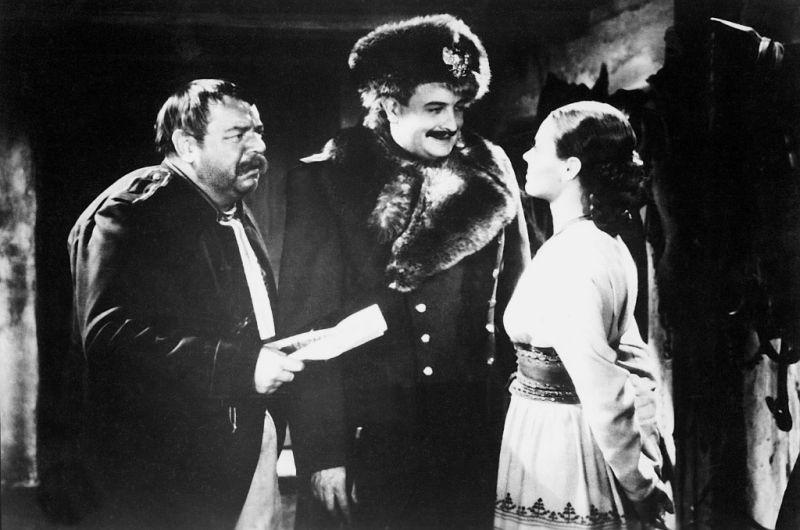 Poštmistr (1940)