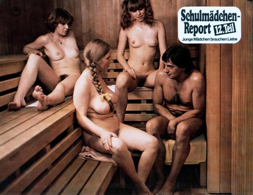 Reportáž o školačkách (1978)