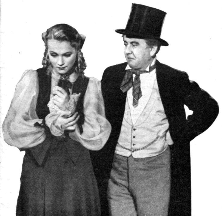 Hvězda z poslední štace (1939)